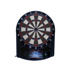 Triumph Evolution Electronic Dartboard with Tru-Color Display by