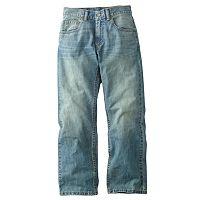 Boys 8-20 Levi's® 505™ Regular-Fit Jeans Husky