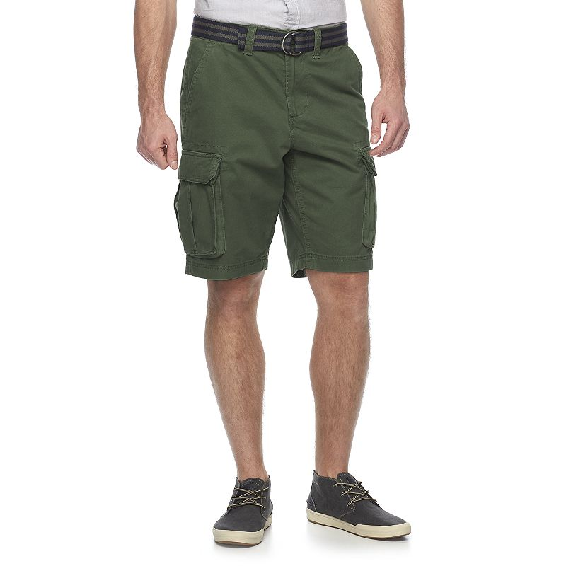 Men's SONOMA Goods for Life™ Twill Cargo Shorts