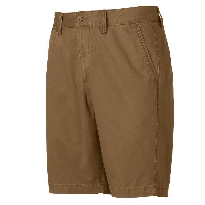 Men's SONOMA Goods for Life™ Solid Twill Shorts