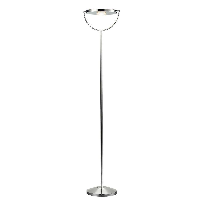 Dimond Sanford LED Floor Lamp, Silver thumbnail