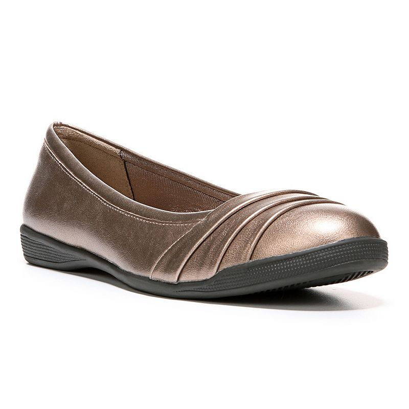 LifeStride Gawk Women's Slip-On Ballet Flats