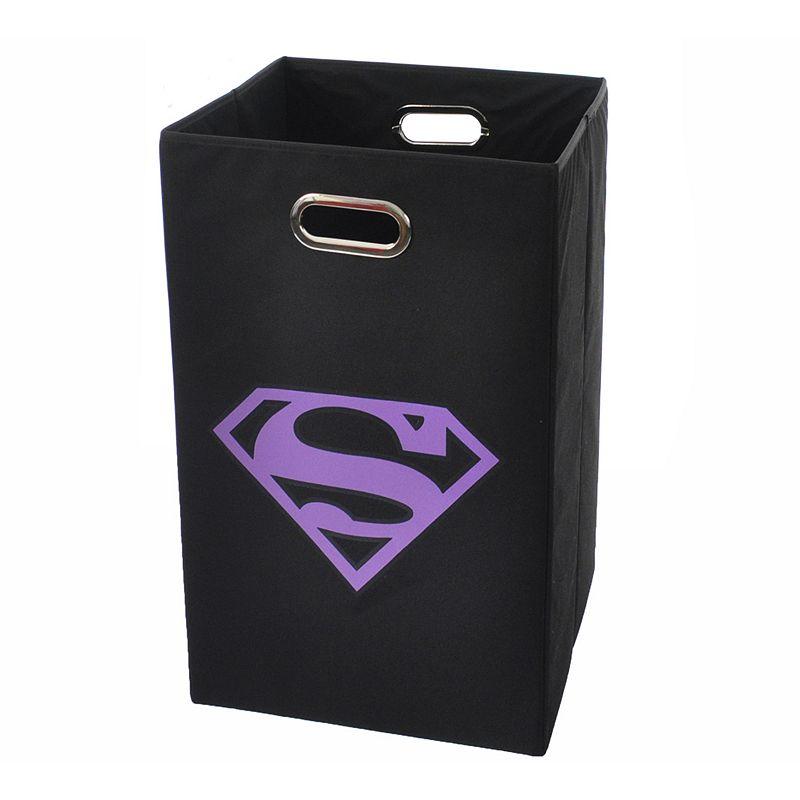 Superman Logo Collapsible Laundry Basket