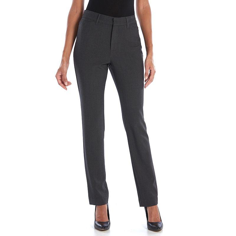 Gloria Vanderbilt Peony Slimming Dress Pants - Women's