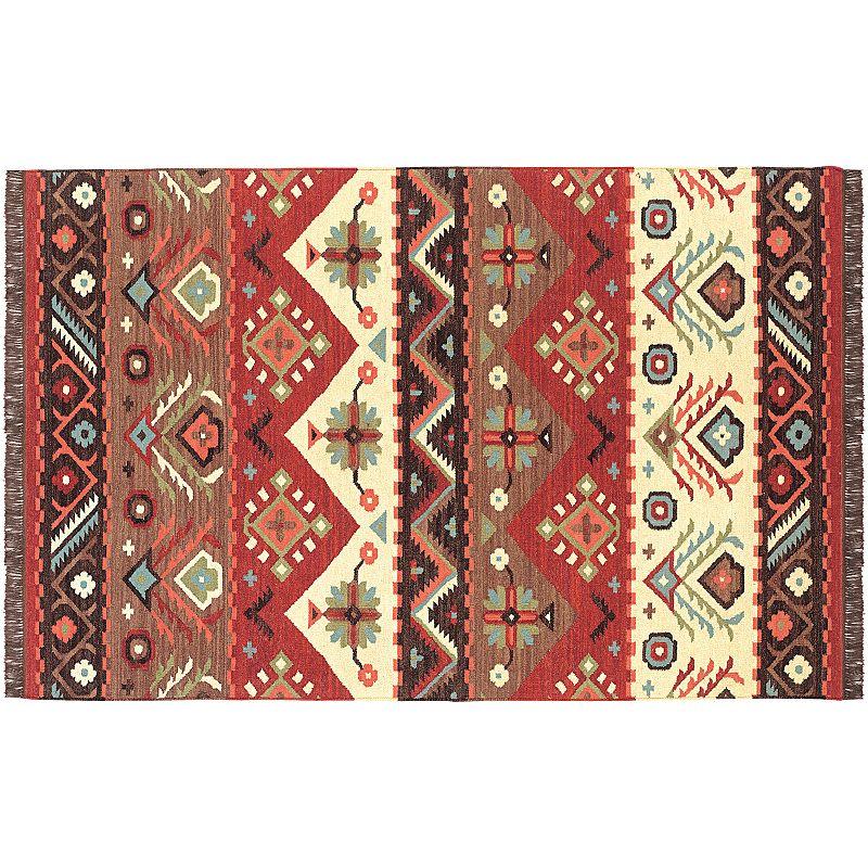 Artisan Weaver Viborg Reversible Wool Rug