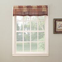 Top of the Window Eden Straight Valance - 56'' x 14''