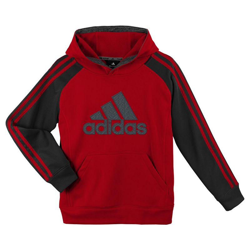 Boys 8-20 adidas 3-Stripe Tech Fleece Hoodie