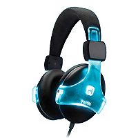 iHome iB37 Color-Changing Over-Ear Headphones