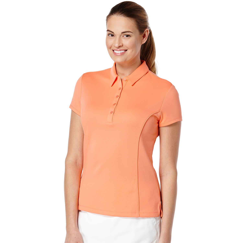 Womens Grand Slam Solid Golf Polo