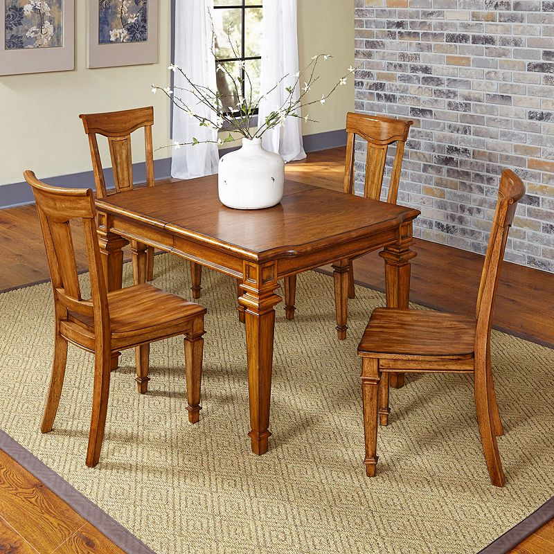 Home styles americana 5 piece dining set dealtrend for Dining room furniture specials