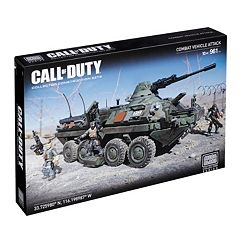 Call of Duty Combat Vehicle Attack Set by Mega Bloks by