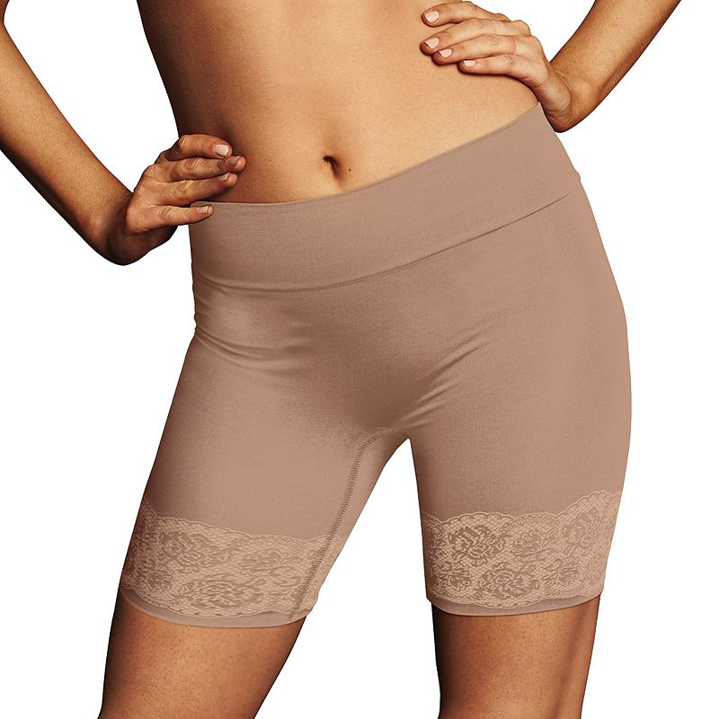 Maidenform Shapewear Peek Out Seamless Thigh Slimmer DM1005