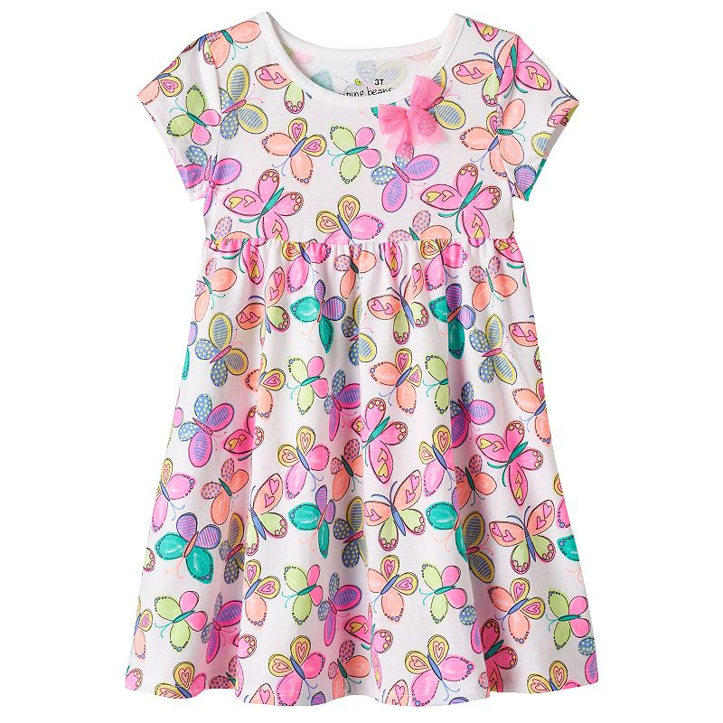 Toddler Girl Jumping Beans® Printed Dress