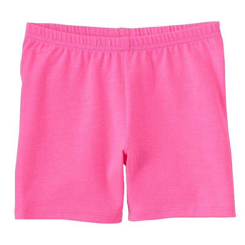 Jumping Beans® Bike Shorts - Toddler Girl