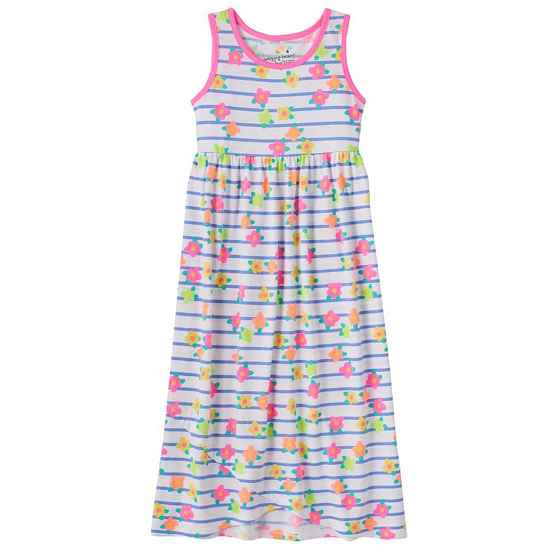 Girls 4-10 Jumping Beans® High-Low Maxi Dress