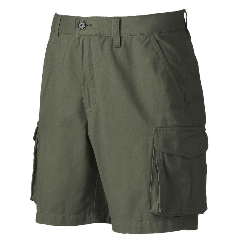 Men's Croft & Barrow® Classic Cargo Shorts