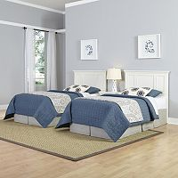 Home Styles 3-piece Naples Twin Headboards and Night Stand Set