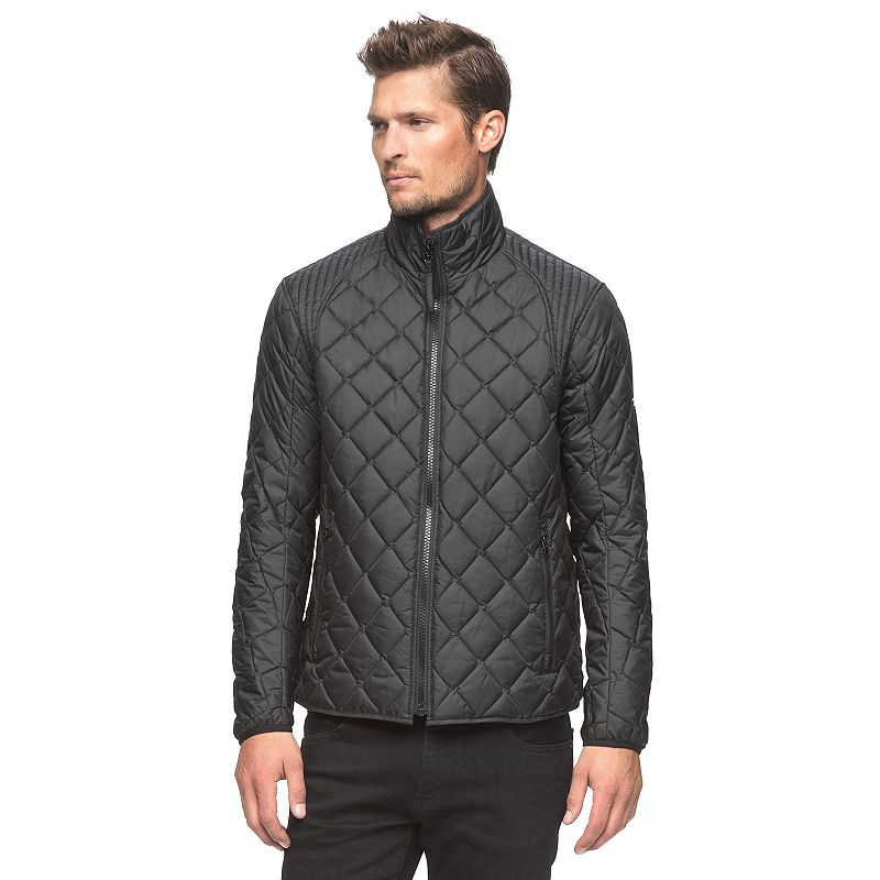 Men's AM Studio by Andrew Marc Qulited Jacket