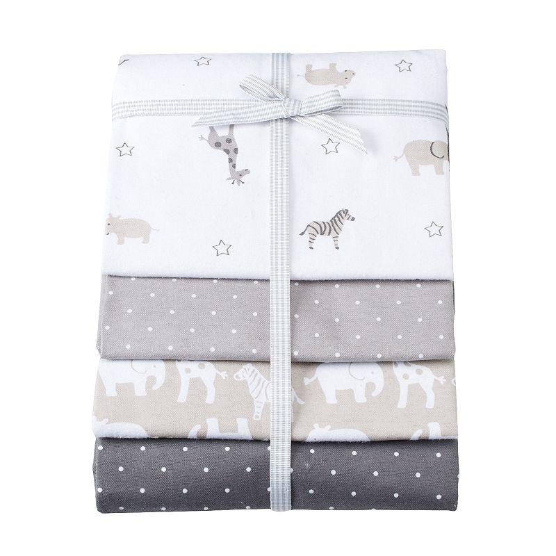 Baby Carter's 4-pk. Receiving Blankets