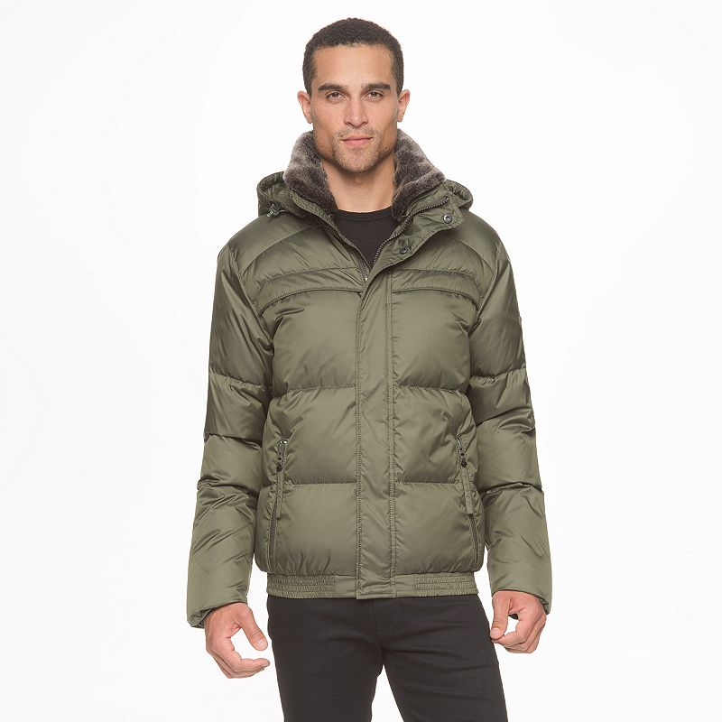 Men's AM Studio by Andrew Marc Down Puffer Jacket