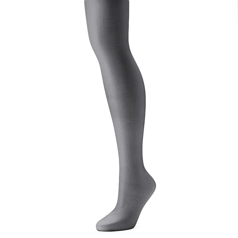 Berkshire Ultra Sheer Control-Top Sandal Foot Pantyhose
