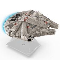 Star Wars: Episode VII The Force Awakens Millennium Falcon Bluetooth Speaker by iHome