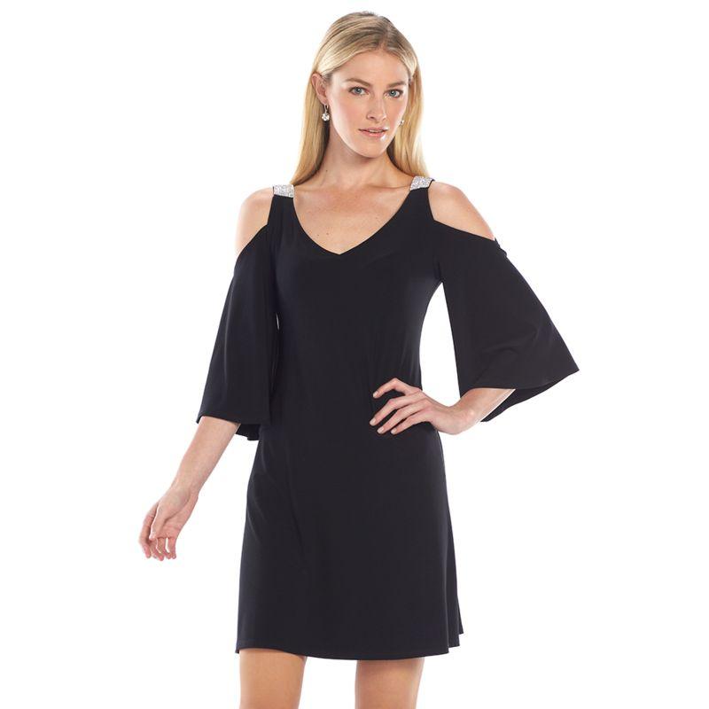 Embellished Jersey Dress | Kohl's