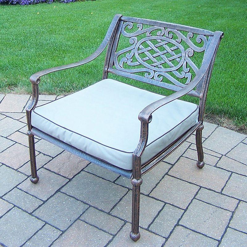 Tacoma Deep Seat Club Arm Chair