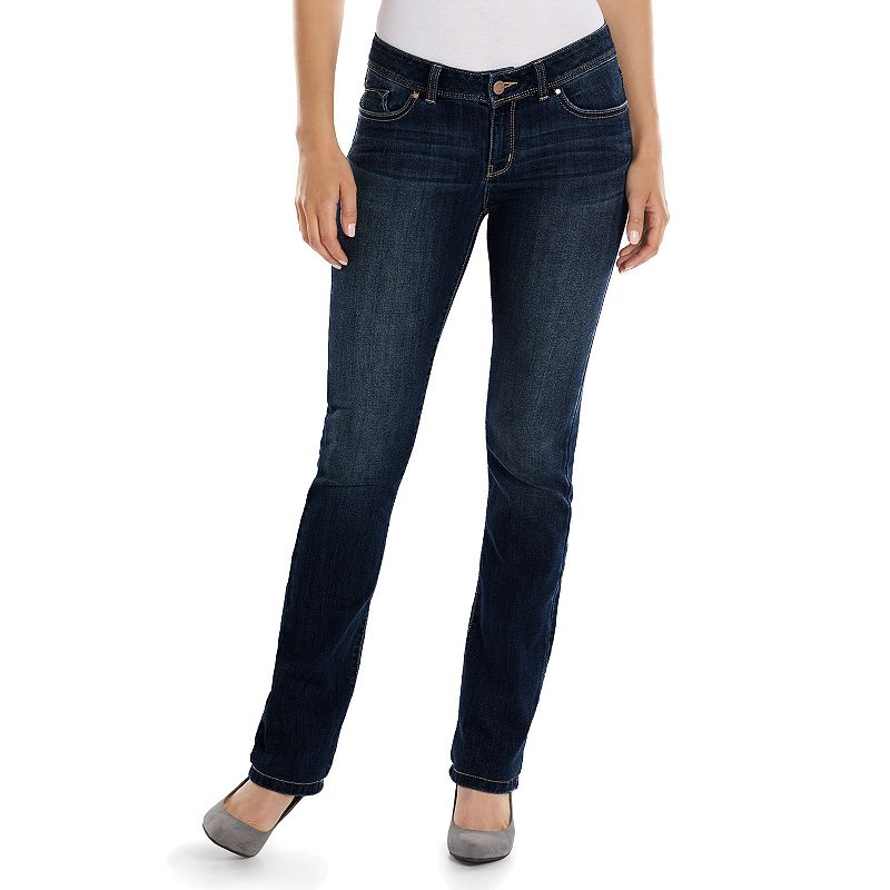 LC Lauren Conrad Slim Bootcut Jeans - Women's