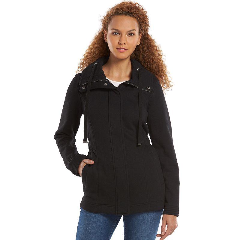 Women's Sebby Hooded Fleece Anorak Jacket