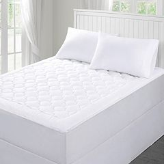 Iso-Pedic 300-Thread Count Comfort Deluxe Deep-Pocket Mattress Pad by