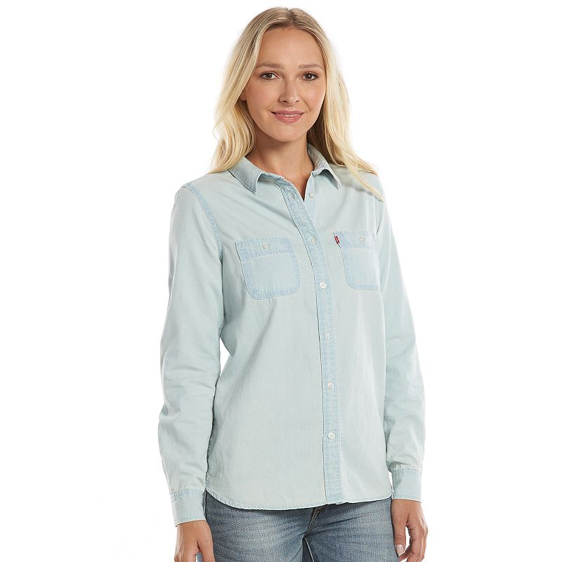 Levi's Chambray Shirt - Women's