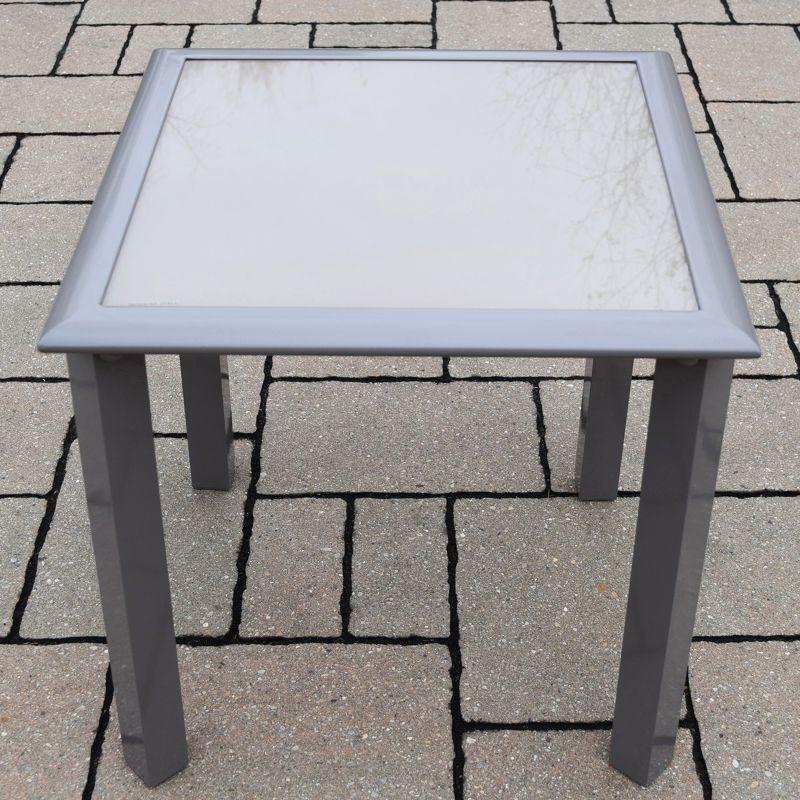 Glass patio furniture kohl s