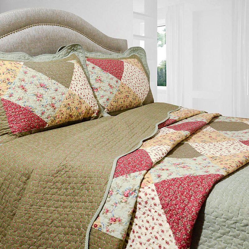 Oakridge Reversible Quilt Set