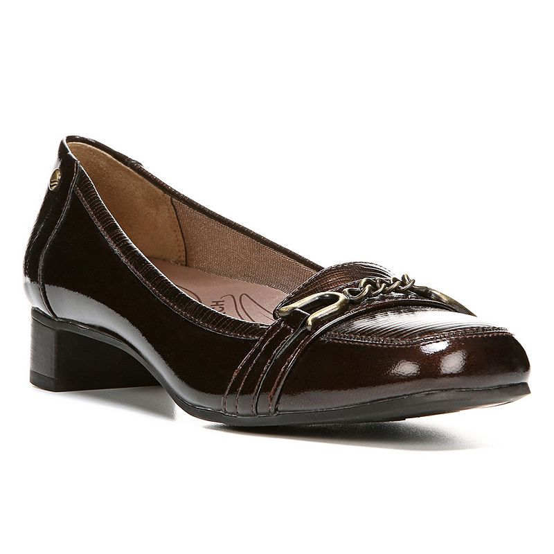 LifeStride Maison Women's Heeled Dress Loafers