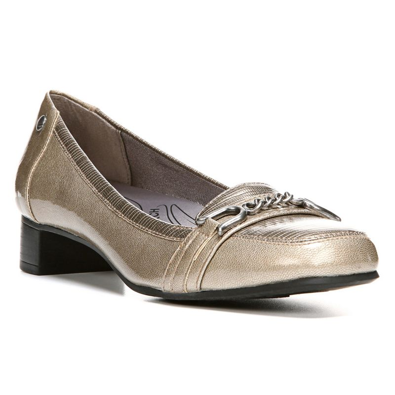 LifeStride Maison Women's Heeled Dress Loafers