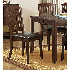 HomeVance 2-piece Franklin Side Chair Set by