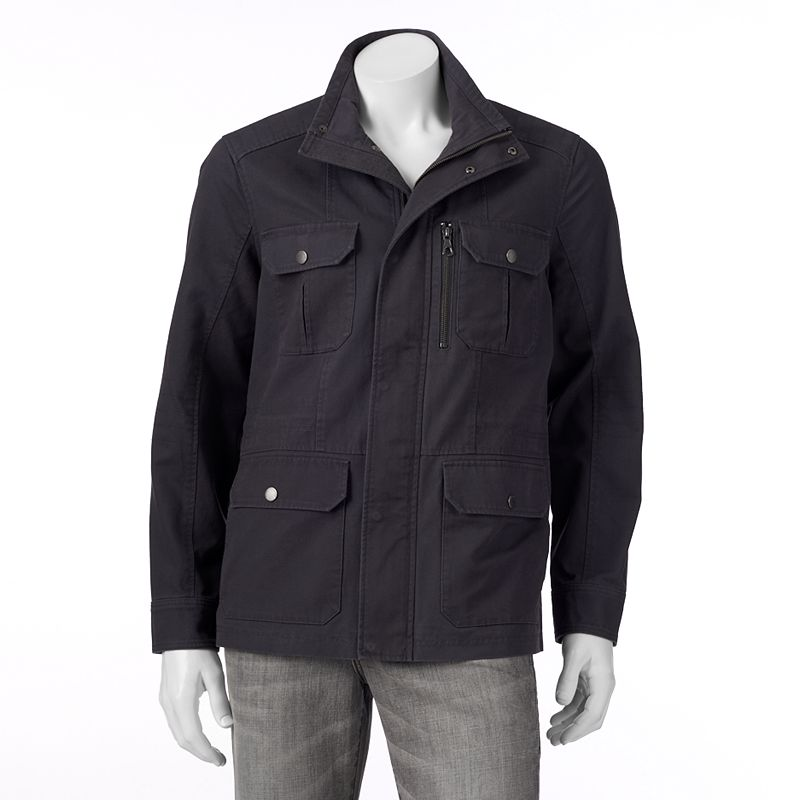 Men's Marc Anthony Slim-Fit 4-Pocket Military Jacket