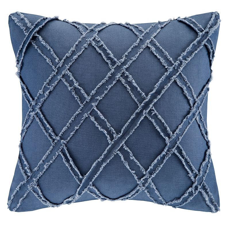 HH St. Tropez Geometric Throw Pillow