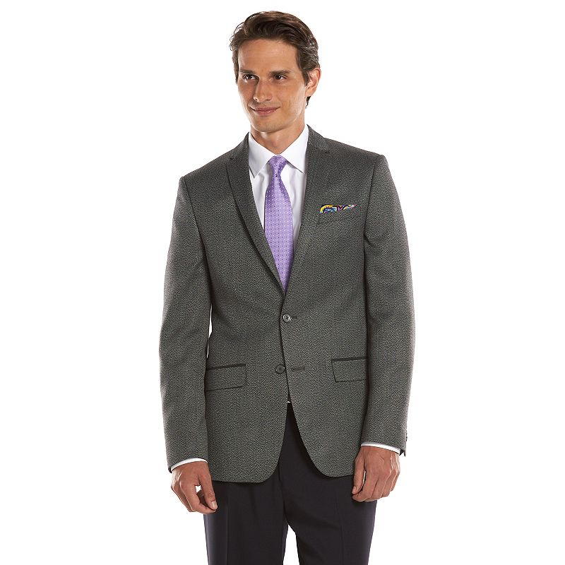 Men's Andrew Fezza Slim-Fit Herringbone Sport Coat