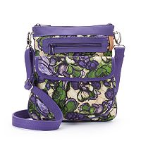 Donna Sharp Chloe Quilted Crossbody Bag
