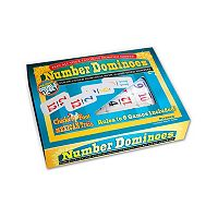 Number Dominoes Double 12 Set by Puremco