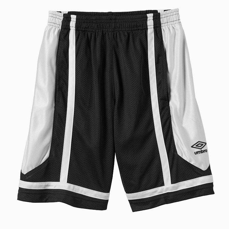 Boys 8-20 Umbro Mesh Dazzle Shorts