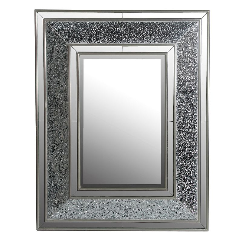 Privilege Rectangular Mosaic Mirror