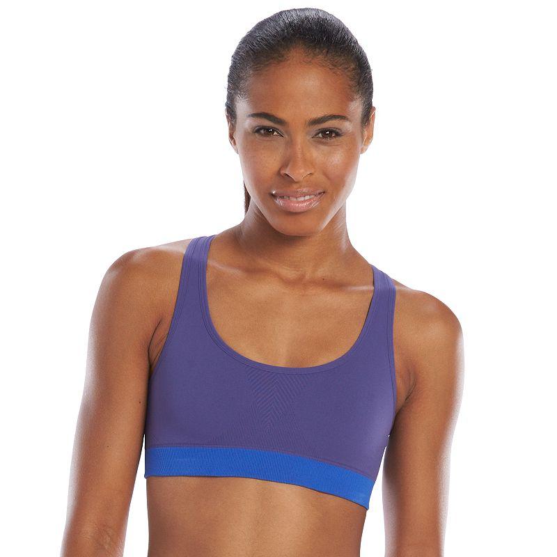 Lupo Bra: Performance Medium-Impact Sports Bra 71435-001 - Women's