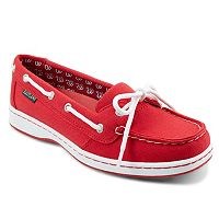 Women's Eastland Washington Nationals Sunset Boat Shoes