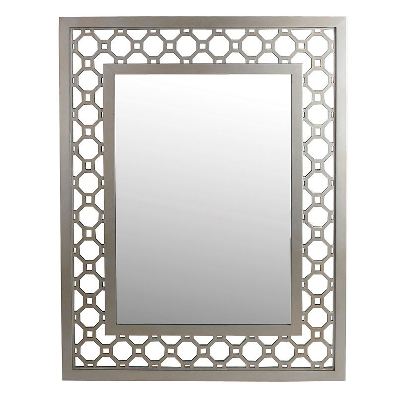 Privilege Circle Frame Wall Mirror