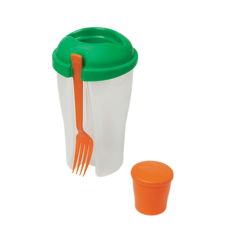DCI ''I Am A To Go Cup'' Lunch Solution