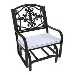 Lakeville Outdoor Glider Chair by