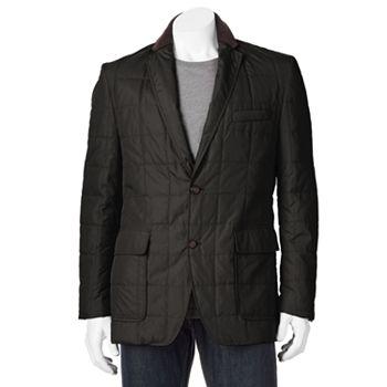 Chaps Mens Blazer Jacket